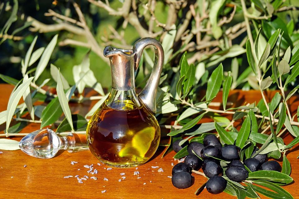 oleje naturalne zimnotłoczone
