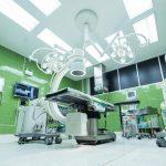 szpital - dezynfekcja pomieszczeń