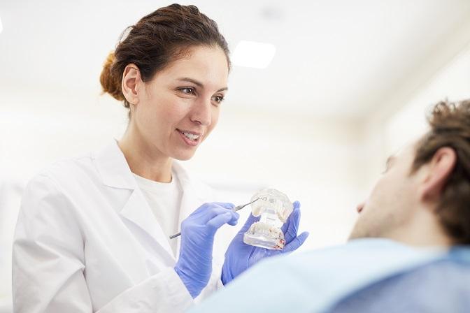 stomatolog protetyk